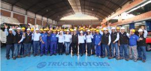 truck motors