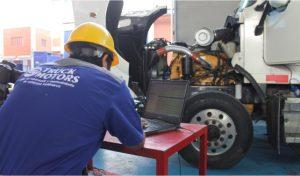 reparacion de camiones